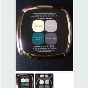 bareMinerals READY Eyeshadow 4.0 THE EXOTIC ESCAPE